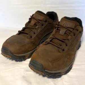 NEW Men's MERRELL Moab Brown Hiking Shoes 14 M